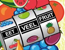Eet meer fruit